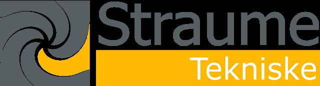 Straume Tekniske ventilasjon Logo